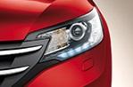 El diseño del Honda CV-R Luxury es muy atractivo
