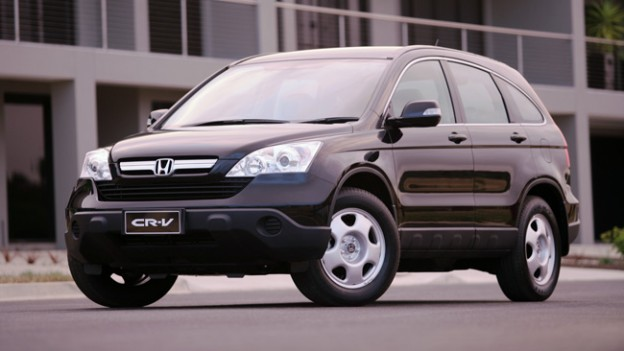 Honda CR-V Luxury