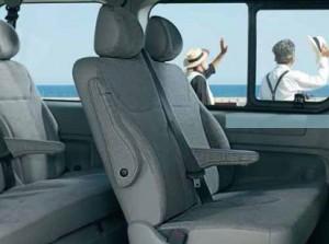 Confortable para los pasajeros