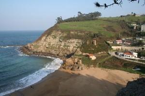 Playa desde el Mirador