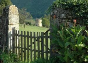 Vista desde La Casona de Belmonte