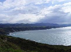 Vista desde el Faro Cabo Vidio_GO Rentacar
