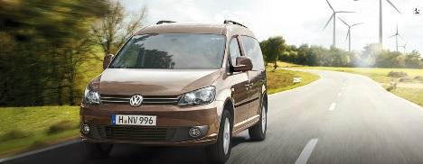 Volkswagen Caddy_GO Rentacar