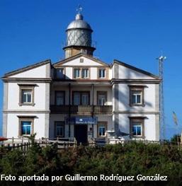 Faro Cabo Peñas